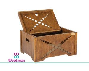 باکس دربدار چوبی