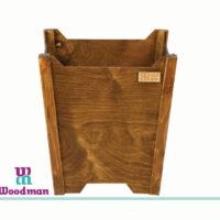 سطل چوبی